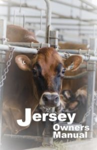 Jersey Owners Manual
